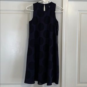 Tommy Hilfiger Size 2 Navy Women's Dress